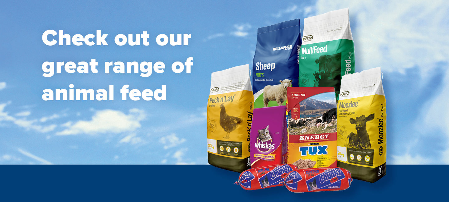 Animal Feed & Nutrition Products