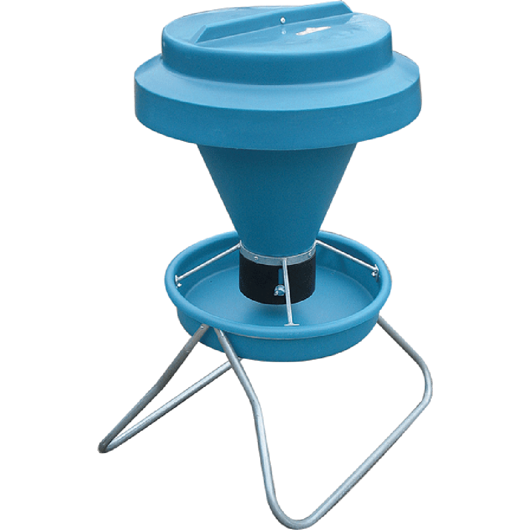 Meal Feeder Poly Cone 55kg