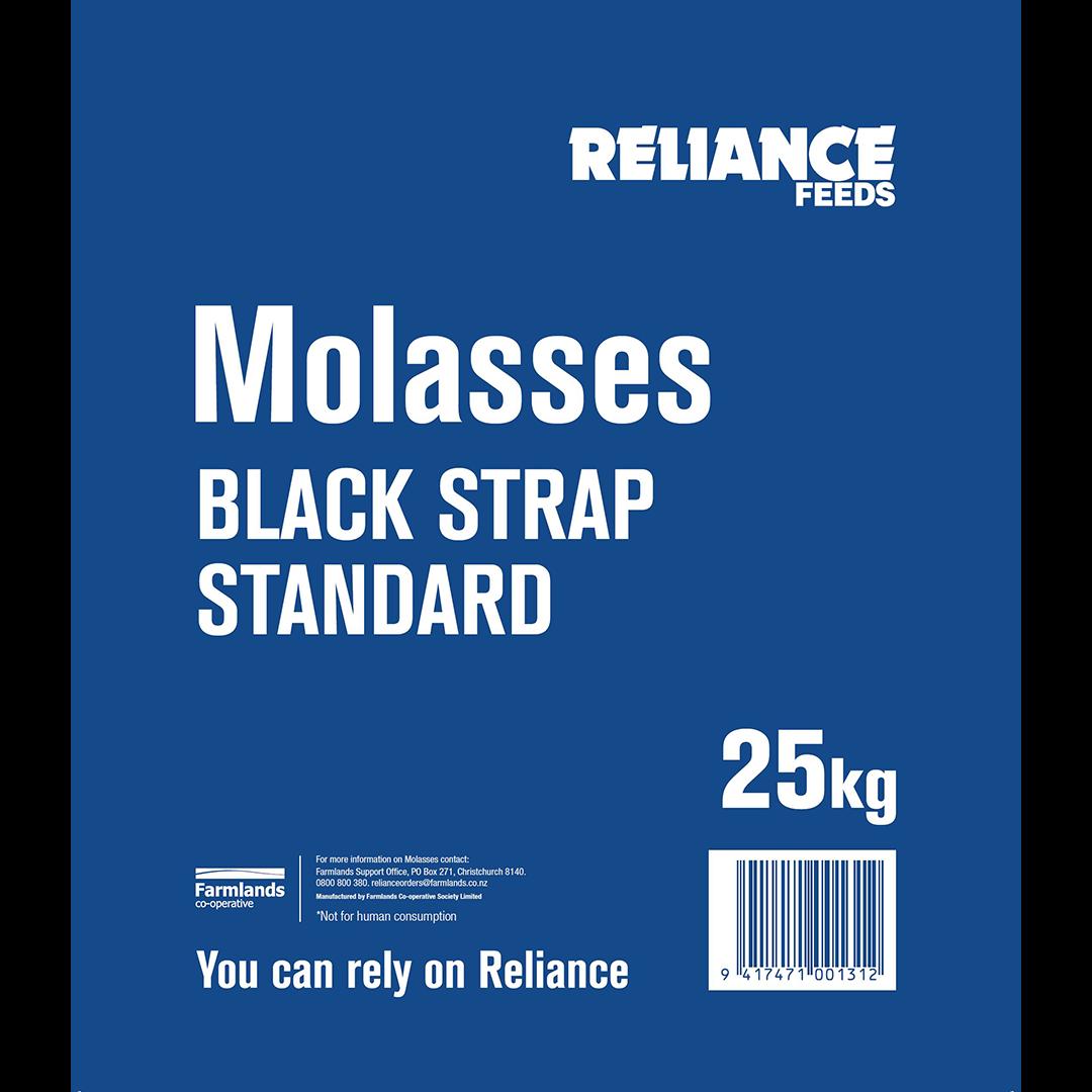 Reliance Molasses 25kg