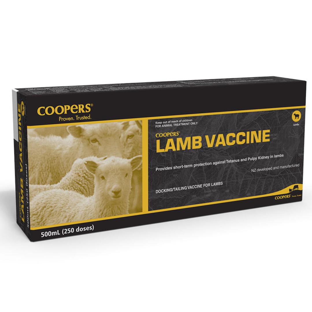 Vaccine Lambvax Plain 500ml