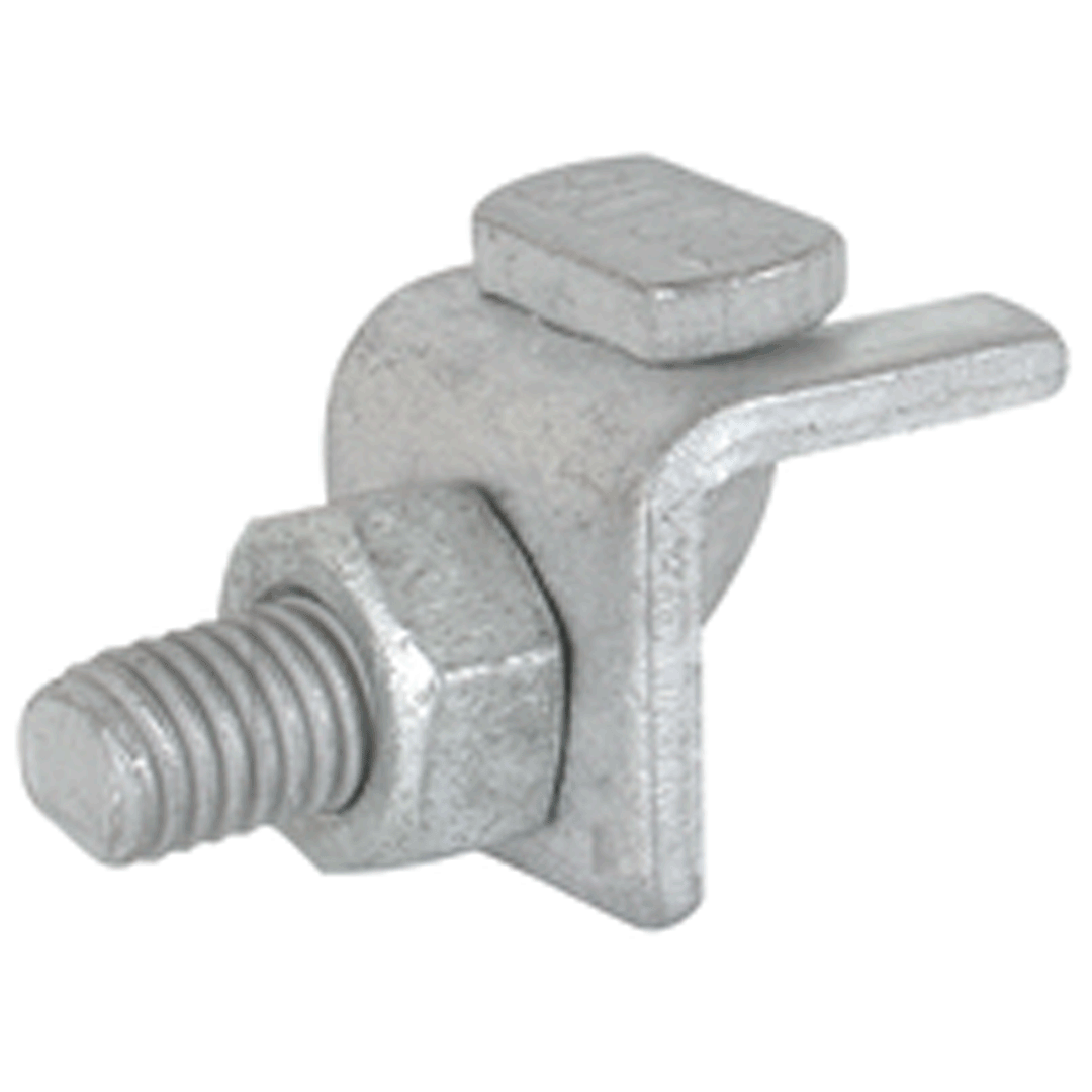 Gallagher Clamp L Shape Joint 10 Packet