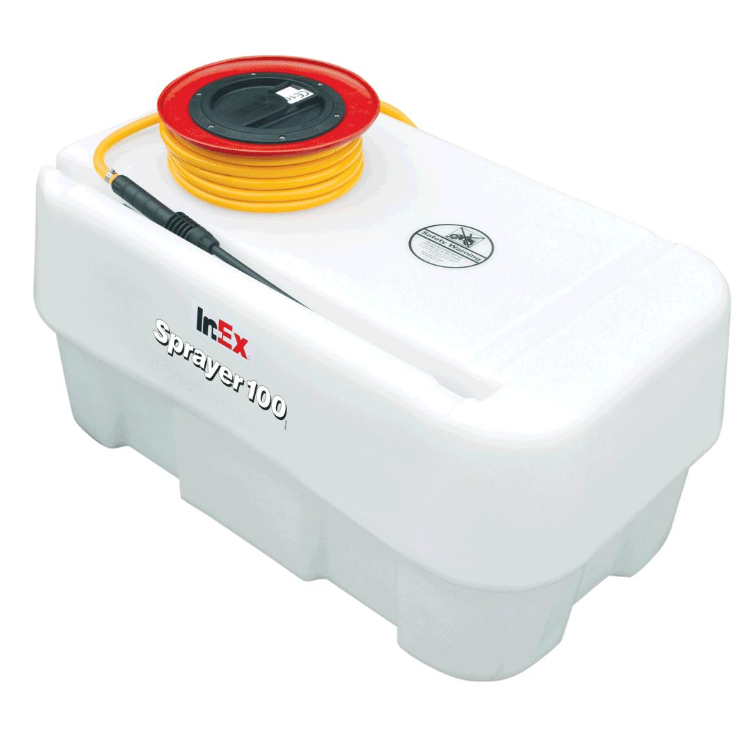C-Dax InEx Sprayer 7.6LPM 12 Volt 100L