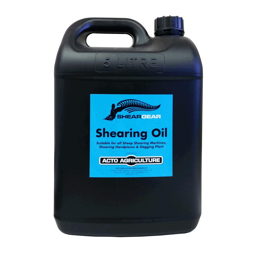 Shearing Machine Oil 5L