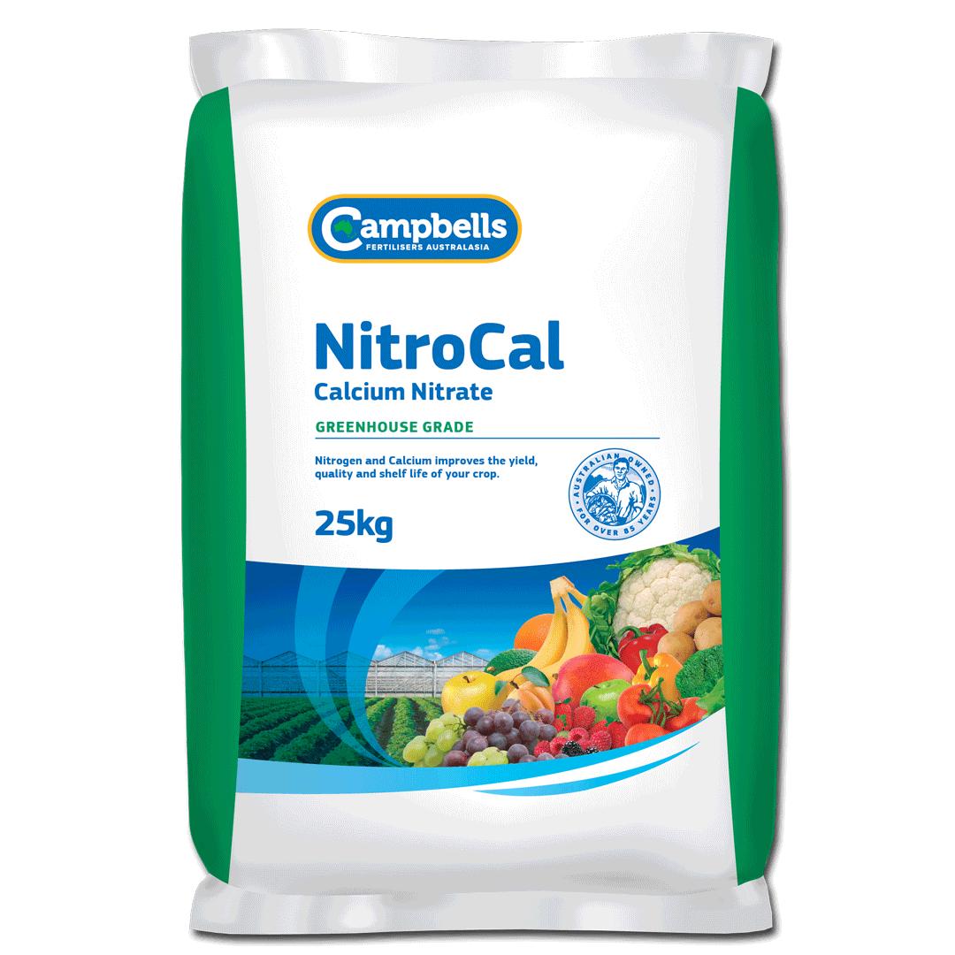 Campbells NitroCal (Calcium Nitrate) 25kg