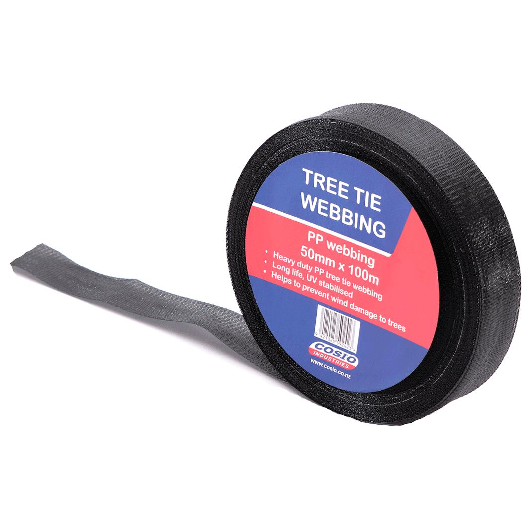 Cosio PP Tree Tie Webbing 50mm x 100m