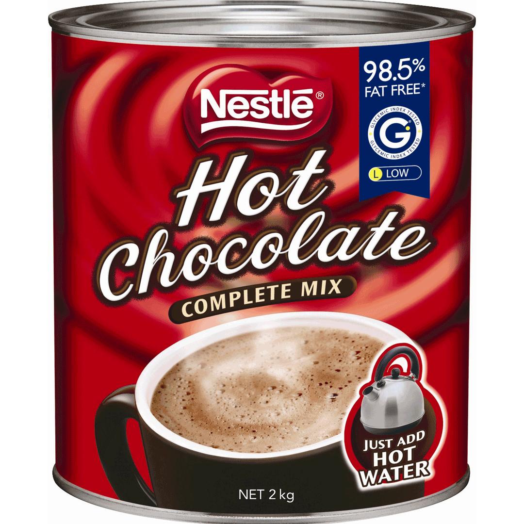 Nestle Hot Chocolate 2kg