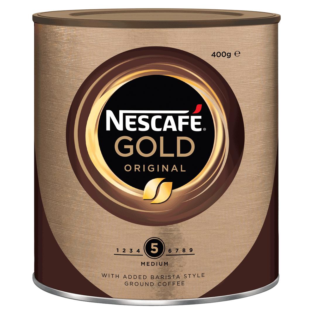 Nescafe Gold Original Coffee 400g