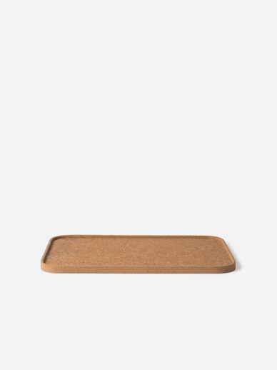 Rectangle Cork Tray