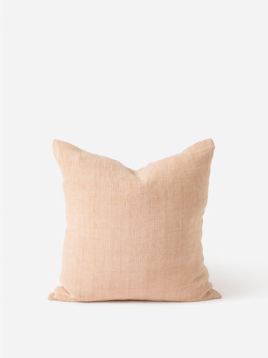 Heavy Linen Cushion Cover