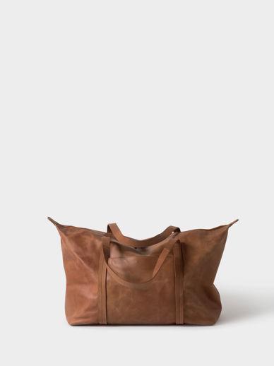 Frank Leather Duffle Bag
