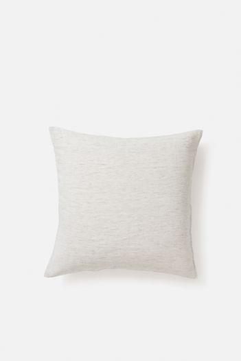 Pinstripe Linen Euro Pillowcase