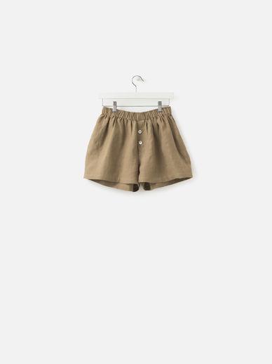 Pickle Linen Shorts