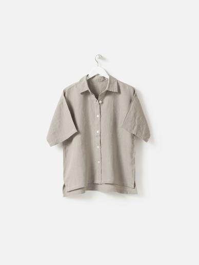 Puddle Linen Shirt