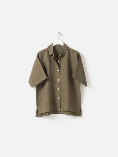 Ivy Linen Shirt