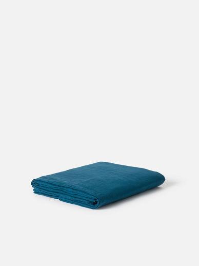 Sea Linen Bedspread