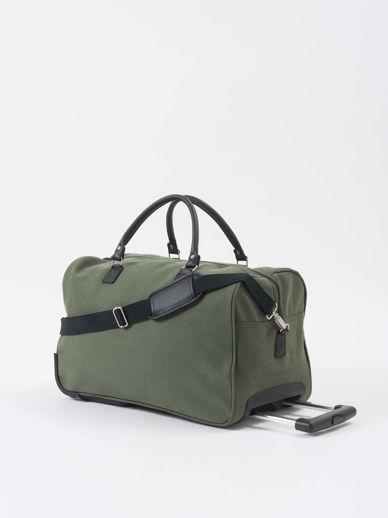 Canvas Trolley Bag