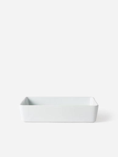 Porcelain Lasagne Baking Dish
