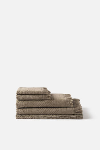 Jacquard Bath Towel Range