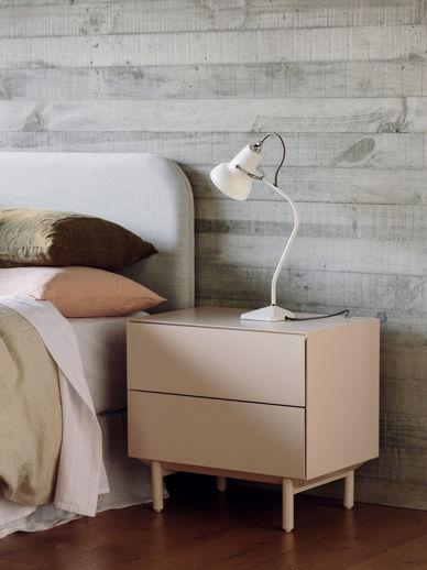 Compound Bedside Cabinet