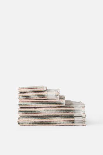 Alice Organic Cotton Bath Towel Range