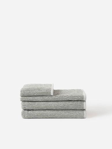 Stripe Cotton Bath Towel Range