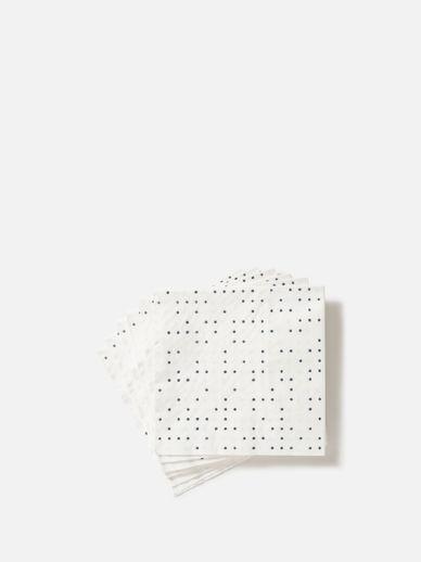 Dieter Dot Dinner Paper Napkin Set of 20