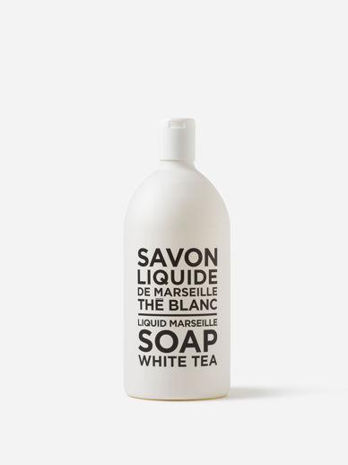 Black & White Liquid Marseille Soap Refill
