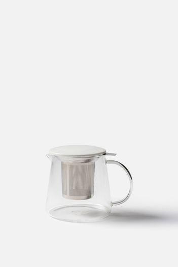 Teapot w/ Porcelain Lid