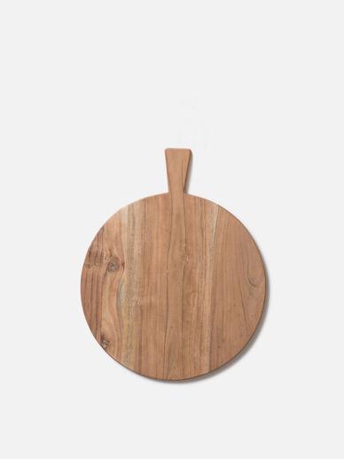 Acacia Round Chopping Board