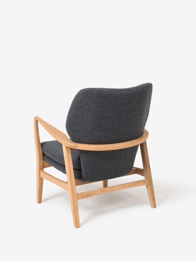 Fable Oak Armchair
