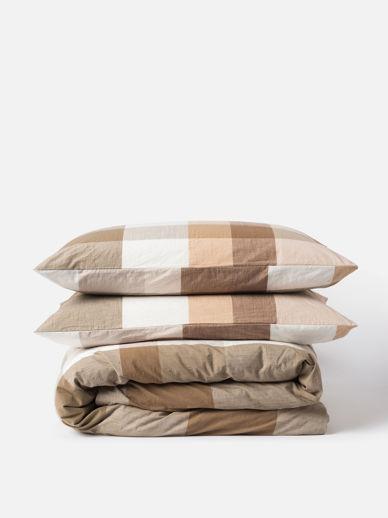 Frankie Organic Cotton Duvet Cover