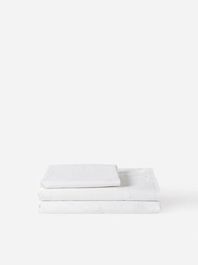 Classic Organic Cotton Pillowcase Pair