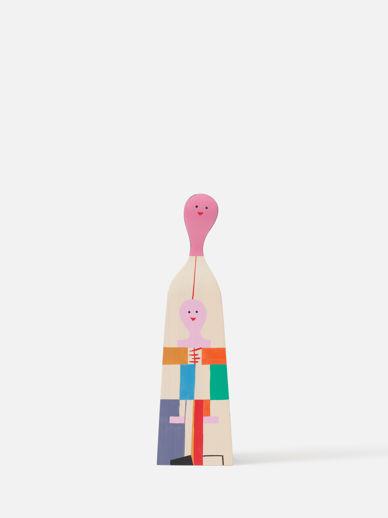 Vitra Doll Wooden N.4,Girard